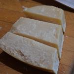 Raviolis au jambon Râper le Parmesan