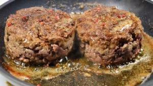 Recette de Steak haché maison