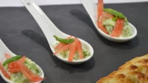 Recette de Courgettes en cuillère