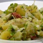 Salade à pomme de terre