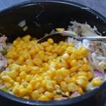 Salade de riz Maïs