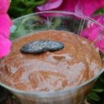 Mousse au chocolat noir et fèves tonkas Zoom