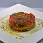 Poivrons à l'huile d'olive Zoom poivrons à l'huile d'olive
