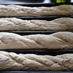 Pain aux graines Laisser monter le pain