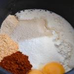 Beignets d'oignon Préparer la pâte