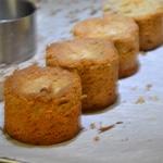 Petits sablés aux noisettes Sablés cuits