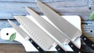 Recette de Comment choisir ses couteaux