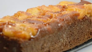 Recette de Gâteau aux pommes et chocolat