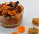 Chutney de coings et abricots
