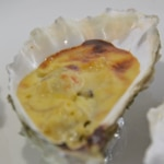 Les huîtres chaudes au Bergerac blanc Zoom