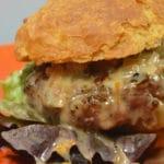 Hamburger sauce beurre blanc