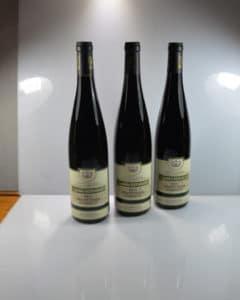 Vignobles Reinhart Les bouteilles