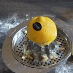Tarte au citron revisitée Presser les citrons