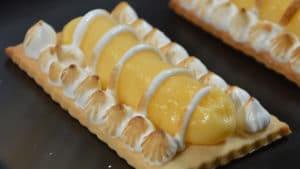 Recette de Tarte au citron revisitée