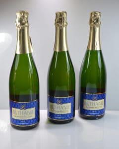 Vin Bétanie Les bouteilles