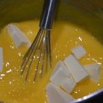 Explosion de fraîcheur citronné Fondre le beurre dans l'appareil citron