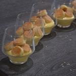 Explosion de fraîcheur citronné Ajouter la pâte sablée