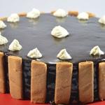 Gâteau tout chocolat Zoom
