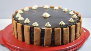 Recette de Gâteau tout chocolat