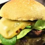 Hamburger de magret de canard
