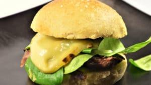 Recette de Hamburger au magret de canard