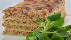 Recette de Lasagnes à la butternut