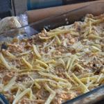 Lasagnes à la butternut Raper le comté