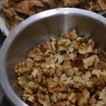 Pain au gorgonzolas et noix Casser les noix