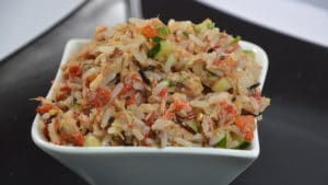 Recette de Salade de maquereau