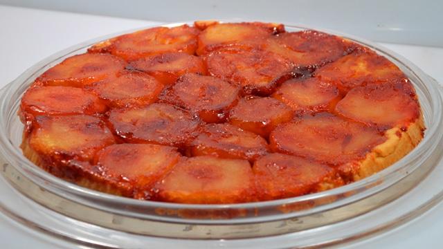 Tarte Tatin pommes