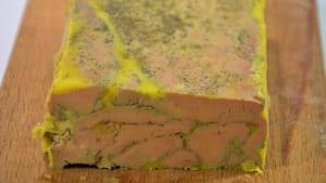 Recette de Terrine de foie gras
