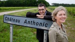 Recette de Château Anthonic