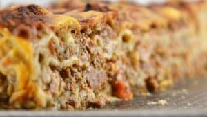 Recette de Lasagnes aux tomates confites
