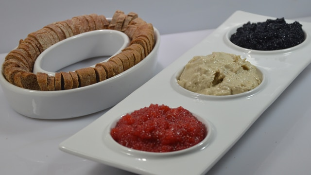 Rillettes d'anchois