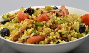 Salade de coquillettes