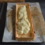 Tarte aux fraises Préparer la pâte sablée