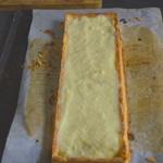 Tarte aux fraises Etaler la crème pâtissière