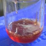 Fontainebleau aux fraises de Fontainebleau Concentré de sirop de rose