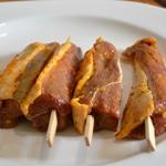 Magret de canard au barbecue Saler puis épicer