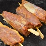 Magret de canard au barbecue Saisir sur la plancha