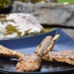 Magret de canard au barbecue