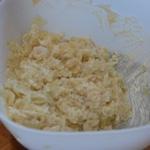 Pommes de terre farcie au chorizo Saler