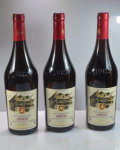 Vin Paul Benoit Trousseau Les bouteilles