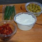 Terrine de magret de canard séché aux épices Les ingrédients