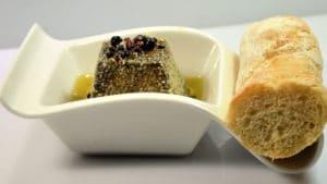 Recette de Chèvre sec à l'huile d'olive