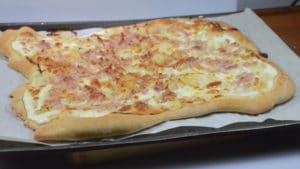 Recette de Pizza Jurassienne