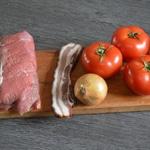Tomates farcies revisitées Les ingrédients
