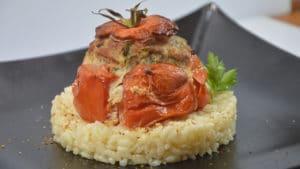 Recette de Tomates farcies revisitées