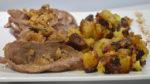 Aiguillette de canard à la graisse de foie gras