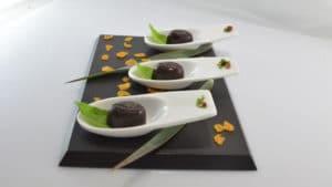 Recette de Chocolat praliné